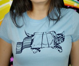 Nyan Cat Shirt