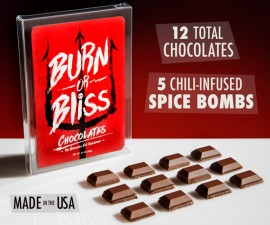 Burn or Bliss Chocolate Challenge