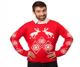 Pooping Moose Sweater