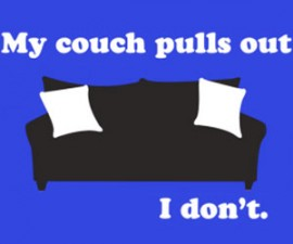My Couch Pulls Out