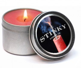 Firecracker Scented Candle