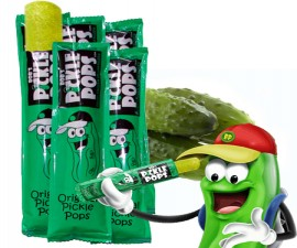 Pickle Pops
