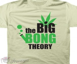 Big Bong Theory Shirt