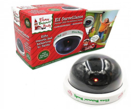 Fake Elf Surveillance Santa Camera