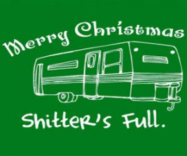 Merry Christmas Shitters Full