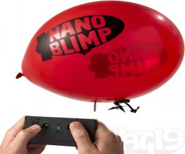 World's Smallest Blimp!