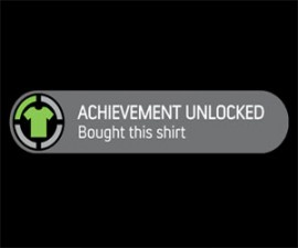 Achievement Unlocked Shirt