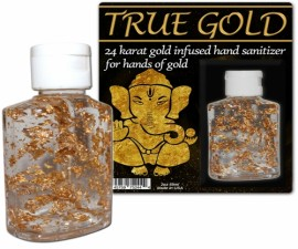 Gold Infused Hand Sanitizer