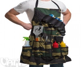 The Grill Sergeant Apron