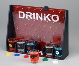 Drinko Shot Glass Game