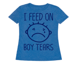 I Feed On Boy Tears