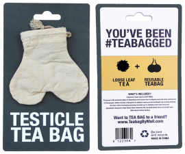 Testical Tea Bag