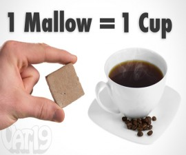 Caffeinated Marshmallows