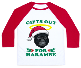 Gifts Out For Harambe Shirt